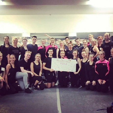 Riverdance summer school II