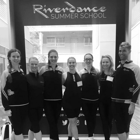 Riverdance summer school III