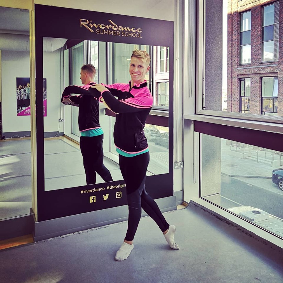 Riverdance summer school I